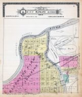 Mankato City and Environs - Section 14, Blue Earth County 1914